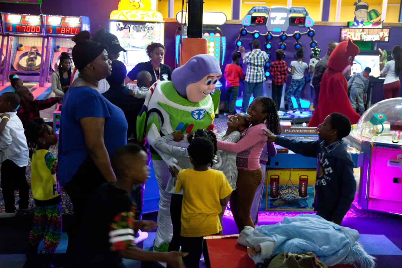 Bring Your Child's Party to Metro Fun Center in Atlanta, GA!