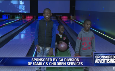 Metrofuncenter provides a day of fun for brothers up for adoption