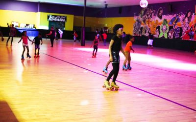 Plan Your Roller-Skating Party Near Morrow, Georgia