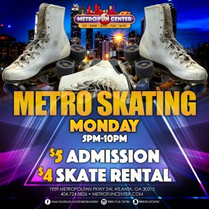 Metro Skating on Monday IG ´21