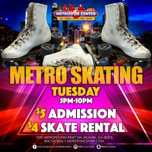 Metro Skating on Tuesday IG ´21
