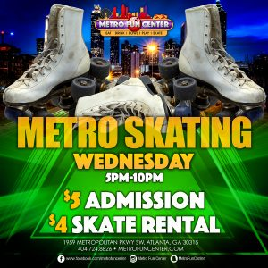 Metro Skating on Wednesday IG ´21