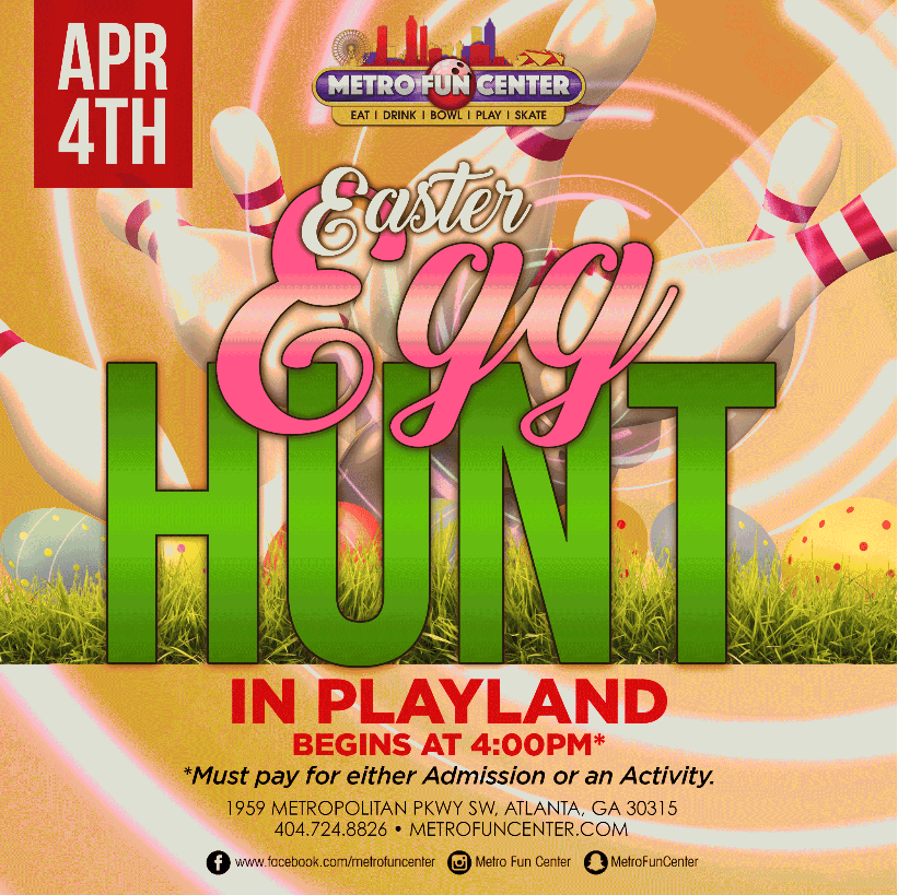 Easter-egg-hung-in-playland